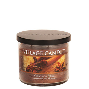 Cinnamon Spice Medium Bowl Decor Scented Candle