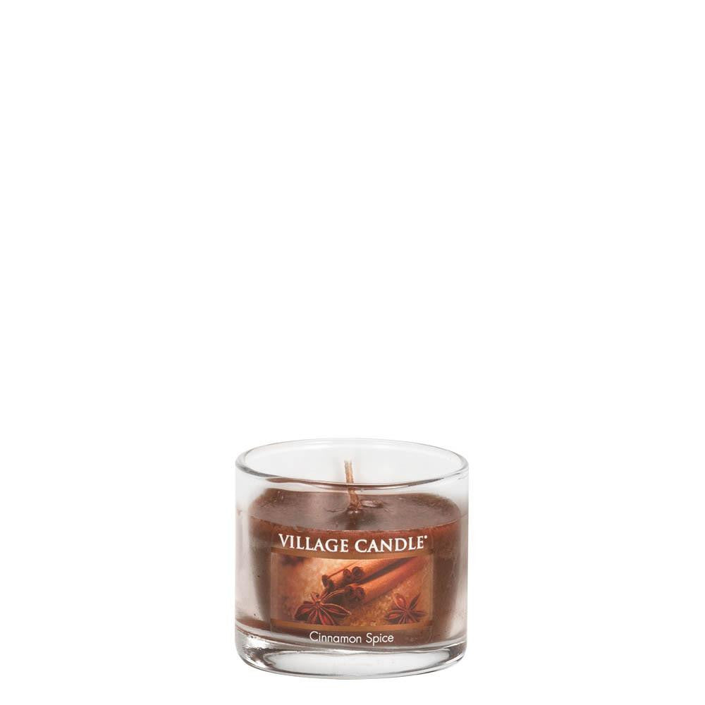 Cinnamon Spice Mini Decor Scented Candle