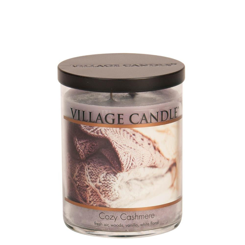 Cozy Cashmere Medium Tumbler Decor Scented Candle