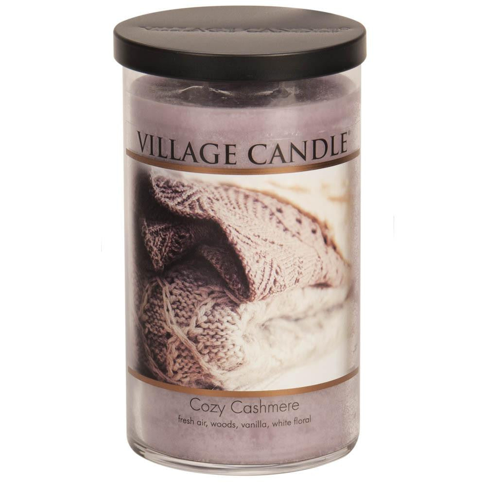 Cozy Cashmere Large Tumbler Decor Scented Candle