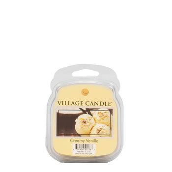 Creamy Vanilla Wax Melt Traditions Scented Candle