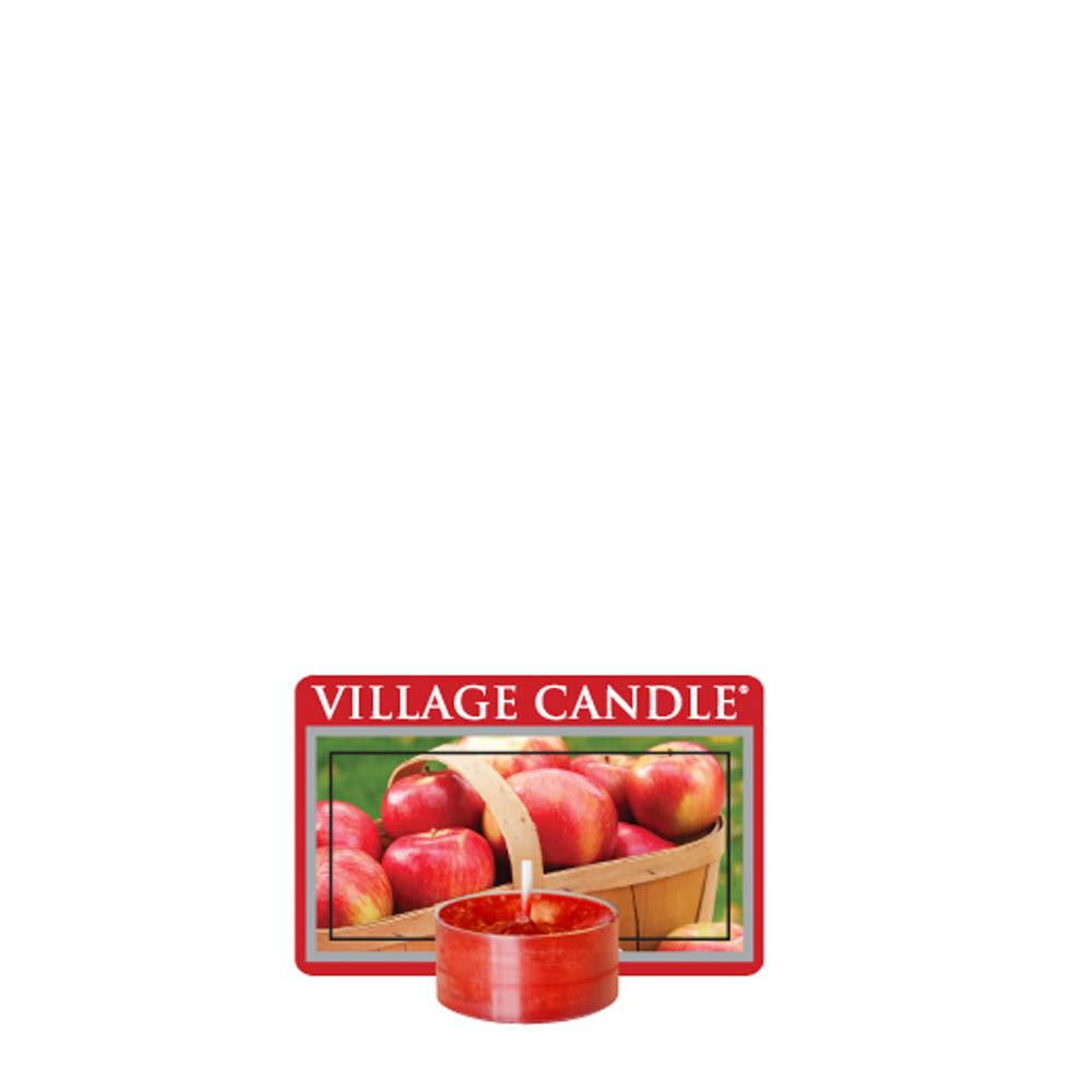 Crisp Apple Tea Lights Traditions Scented Candle