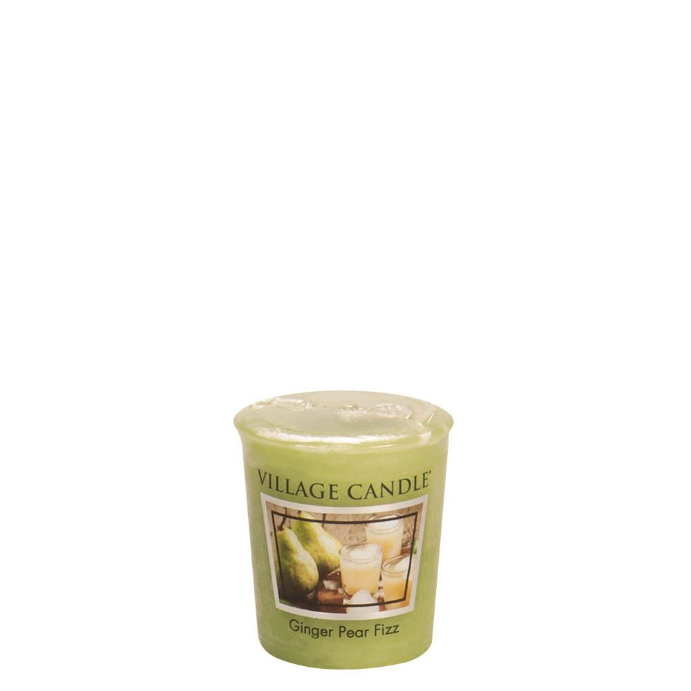 Ginger Pear Fizz Votive Traditions Scented Candle