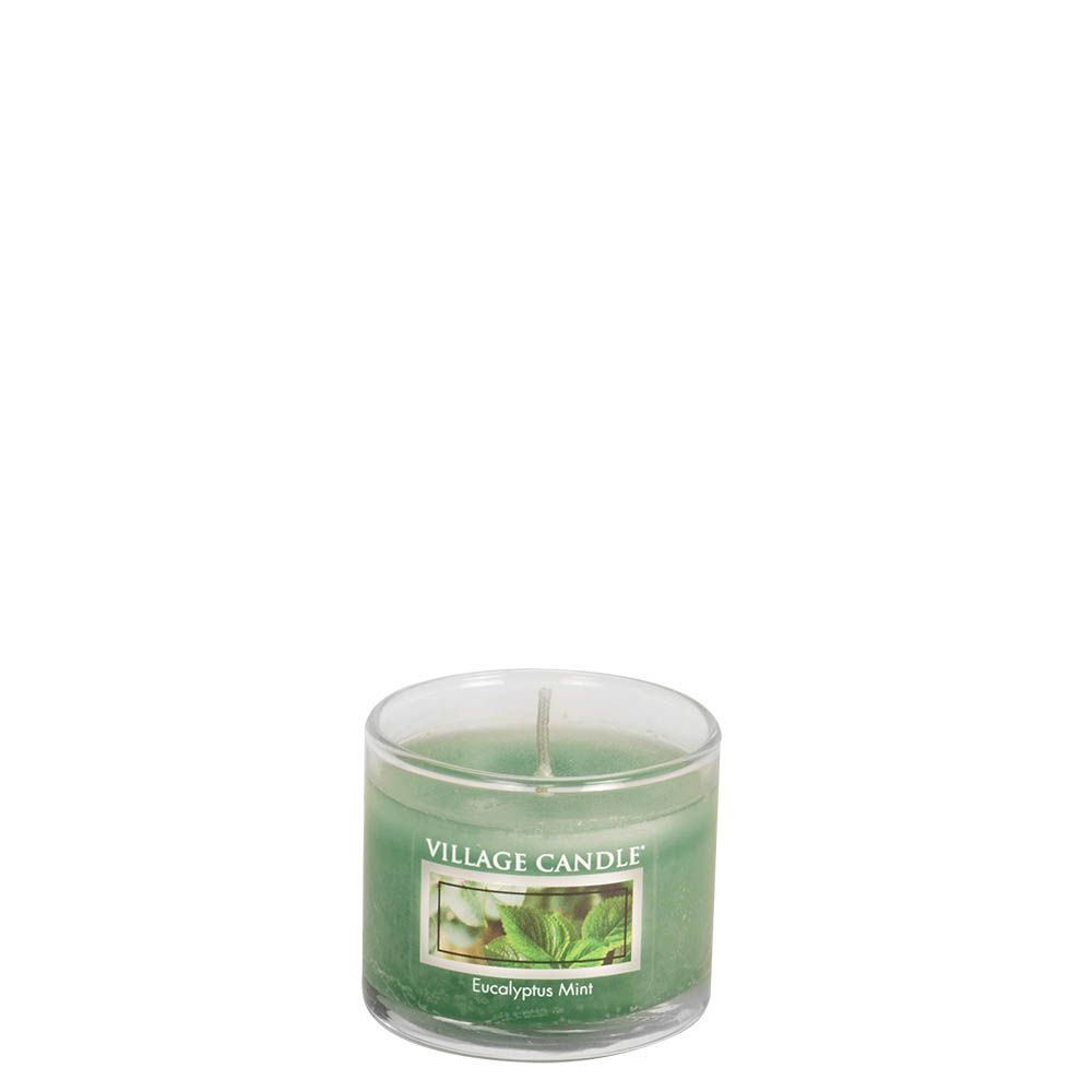 Eucalyptus Mint Mini Traditions Scented Candle