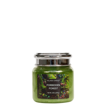Forbidden Forest Petite Glass Jar Fantasy