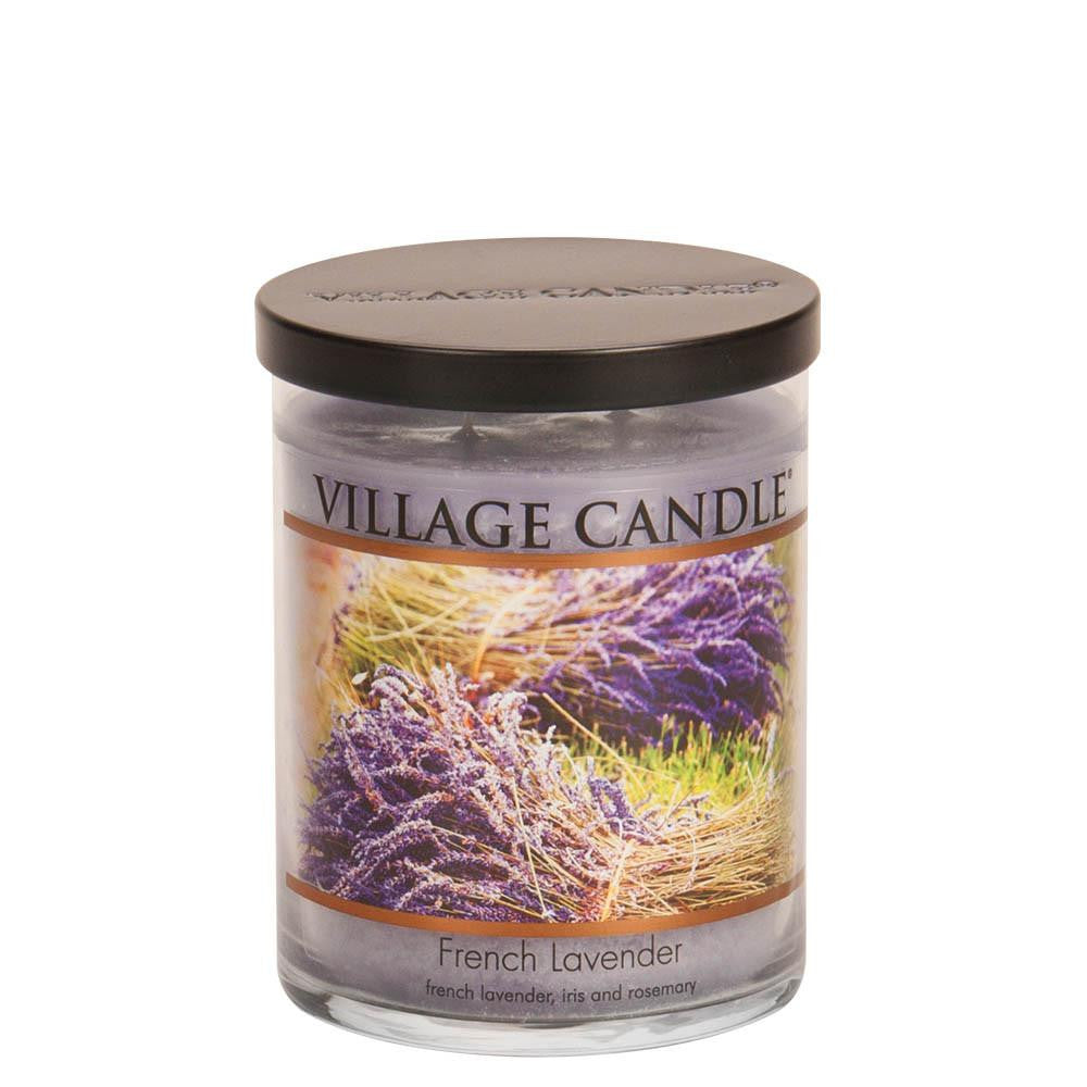 French Lavender Medium Tumbler Decor Scented Candle
