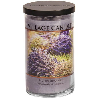 French Lavender Large Tumbler Decor Scented Candle