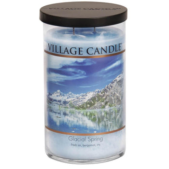 Glacial Spring Large Tumbler Decor Scented Candle