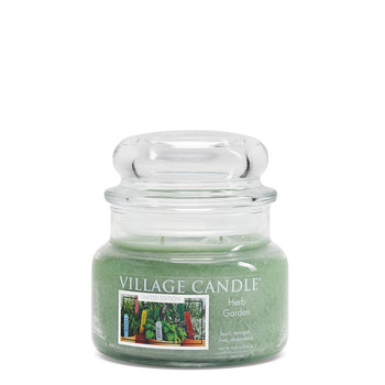Herb Garden Small Glass Jar Limited Edition ML