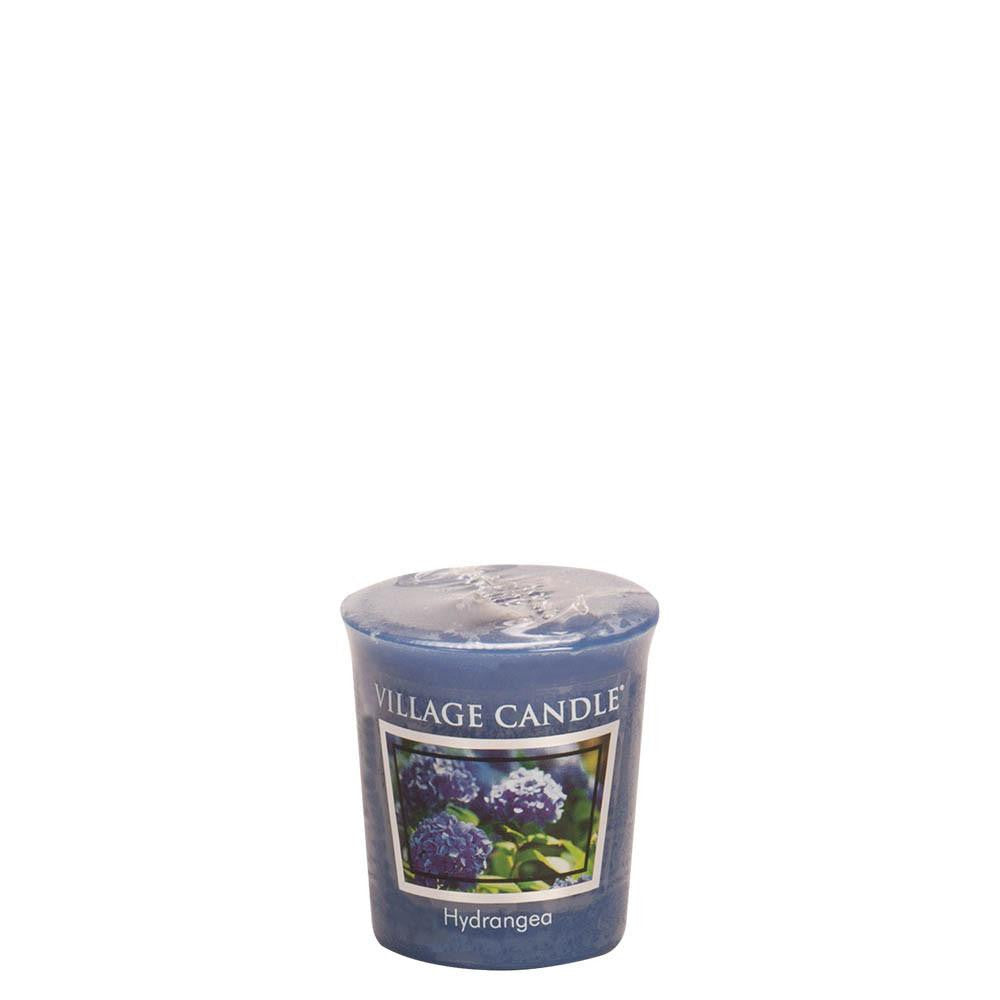 Hydrangea Votive Traditions Scented Candle