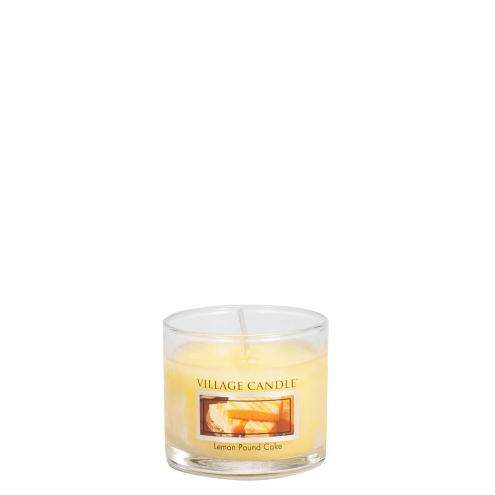 Lemon Pound Cake Mini Traditions Scented Candle