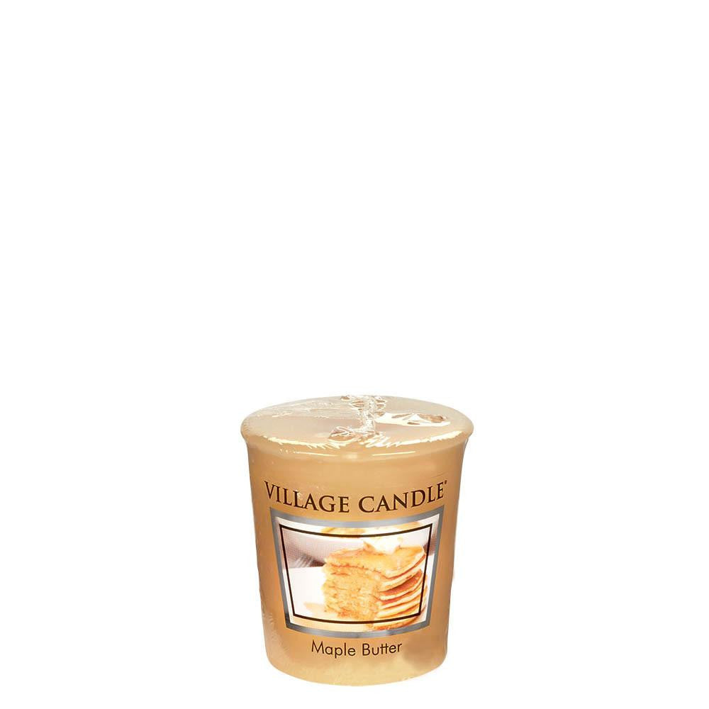 Maple Butter Votive Traditions Scented Candle