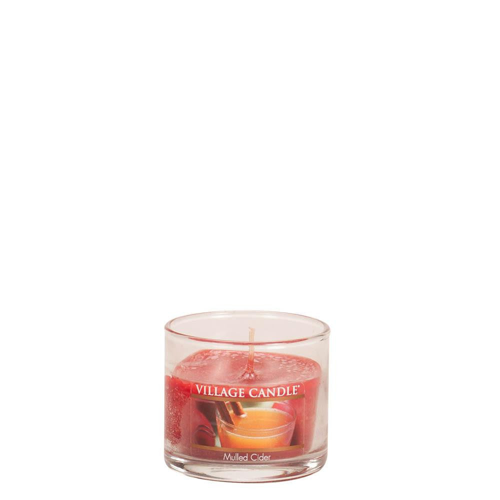 Mulled Cider Mini Decor Scented Candle