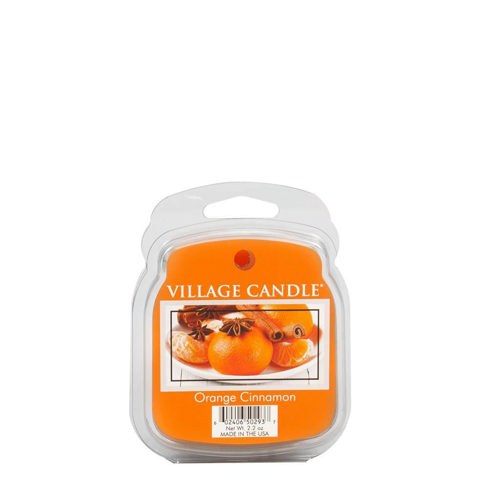 Orange Cinnamon Wax Melt Traditions Scented Candle