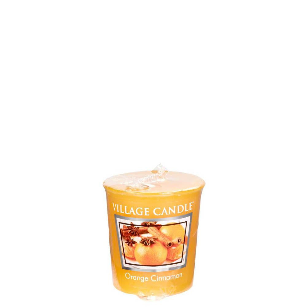 Orange Cinnamon Votive Traditions Scented Candle