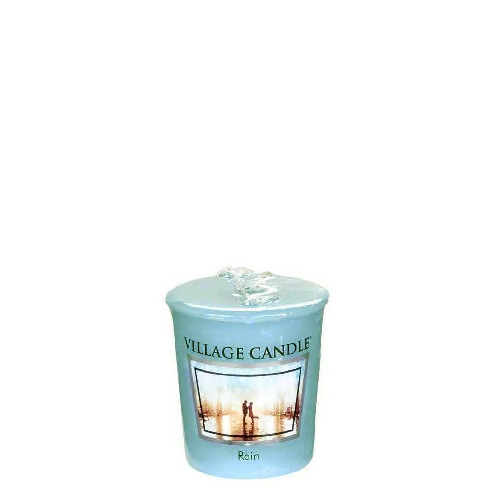Rain Votive Traditions Scented Candle