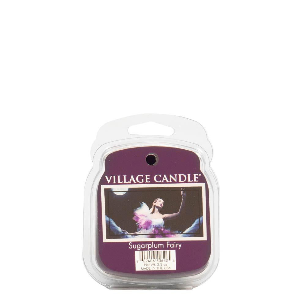 Sugarplum Fairy Wax Melt Traditions Scented Candle