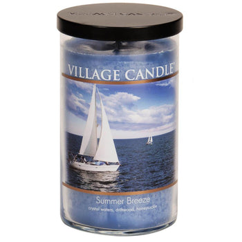 Summer Breeze Large Tumbler Decor Scented Candle