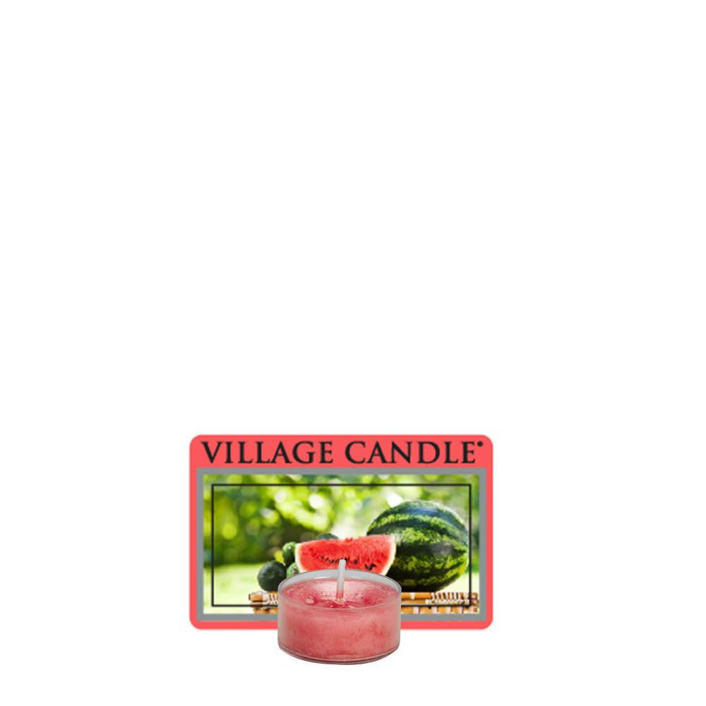 Summer Slices Tea Lights Traditions Watermelon
