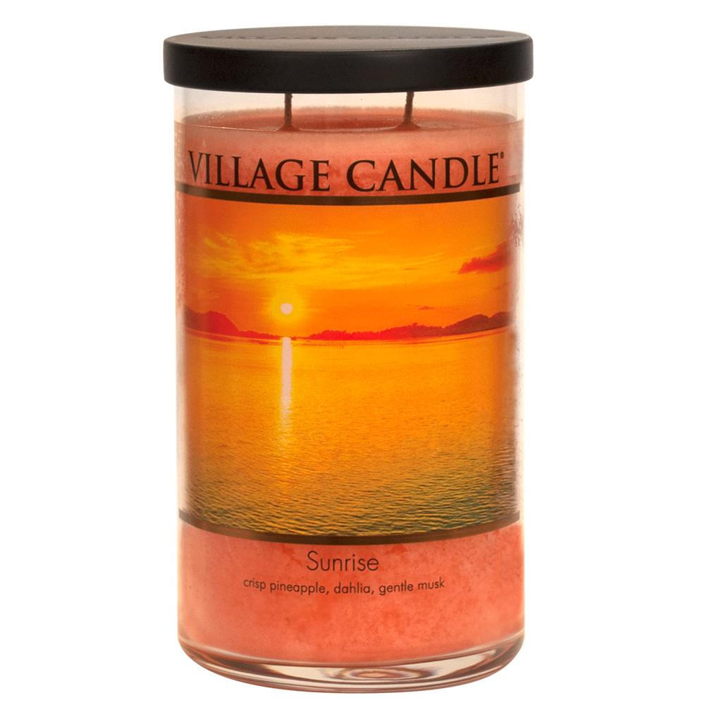 Sunrise Large Tumbler Decor Fresh Fragrance
