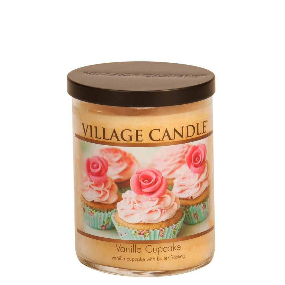 Vanilla Cupcake Medium Tumbler Decor Scented Candle