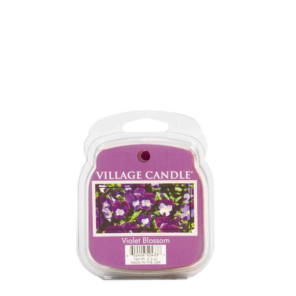 Violet Blossom Wax Melt Traditions Scented Candle