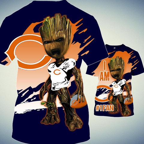 Image of Football - CB 3D PRINT GROOT