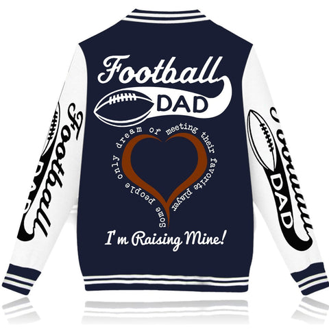 Image of FOOTBALL - FOOTBALL DAD