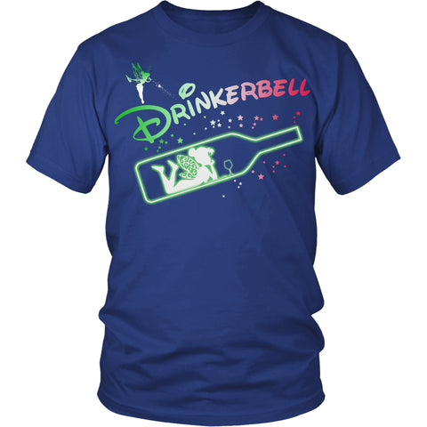 Image of T-shirt - DrinkerBell