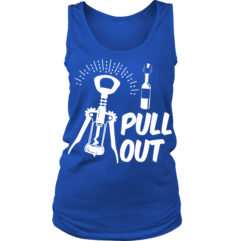 T-shirt - I PULL OUT