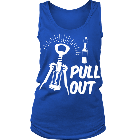Image of T-shirt - I PULL OUT