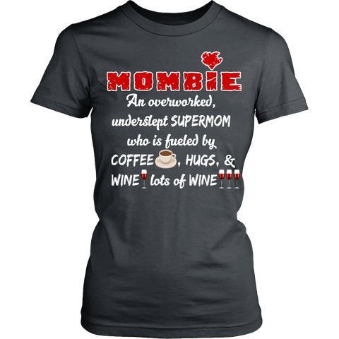 T-shirt - MOMBIE