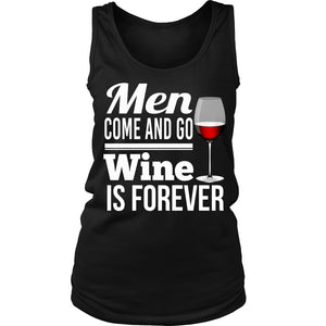 T-shirt - WINE IS FOREVER