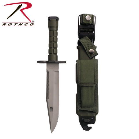 Rothco G.I. Type M-9 Bayonet W/ Sheath