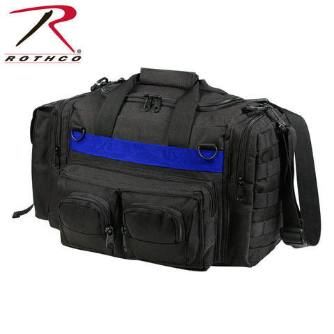 Rothco Thin Blue Line Concealed Carry Tactical Gear Bag