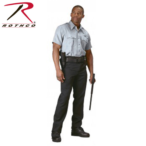 Rothco Short Sleeve Uniform Shirt | Public Safety, Police, Security