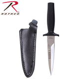Rothco Raider I Boot Knife with Sheath