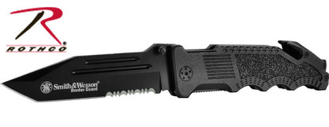 Smith & Wesson Border Guard Rescue Knife