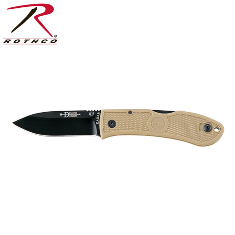 Ka-bar Dozier Folding Hunter Knife