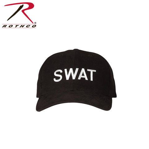 Rothco SWAT Law Enforcement Adjustable Insignia Caps