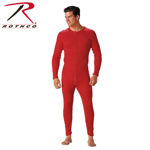 Rothco One Piece Union Suit Thermal Underwear
