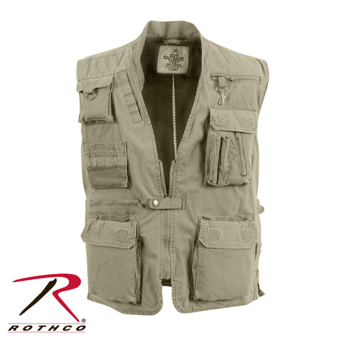 Rothco Deluxe Safari Outback Hunting Vest