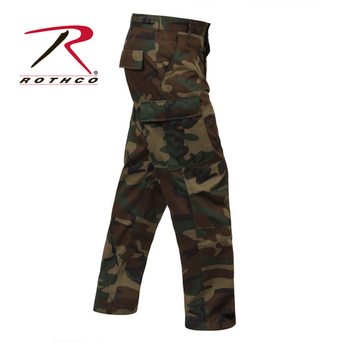 Rothco Camo Military Tactical BDU Pants