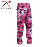 Ladies Pink Camo Pants T-Shirt Cap and Bag Bundle