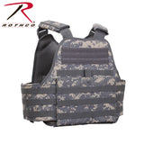 Rothco MOLLE Plate Carrier Tactical Vest