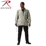 Rothco Convertible 2 in 1 Safari Jacket-Vest