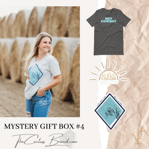 Mystery Gift Box #4