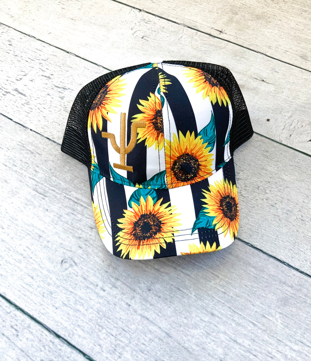Sunflower TCB cap