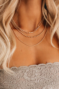 Julia Layered Necklace