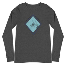 Load image into Gallery viewer, Space Cowboy Unisex Long Sleeve Tee